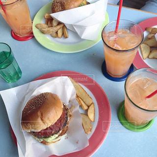 カフェ,ハンバーガー,cafe,hamburger,iPhone7,foodie,Toyboxcafe,新越谷