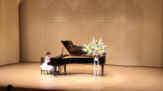 ピアノ発表会の写真・画像素材[812328]