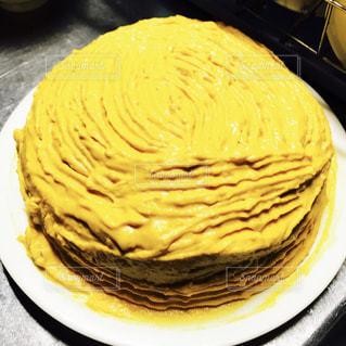かぼちゃケーキの写真・画像素材[830268]