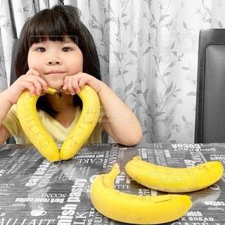 子供,ハート,人,メッセージ,こども,育児,バナナ,❤