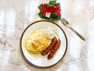 朝食,ランチ,パスタ,クリスマス,こどもごはん,パパご飯,ジョンソンヴィル