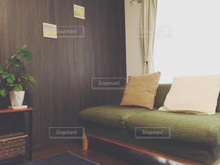インテリア,家具,ソファ,シンプル,観葉植物,ナチュラル