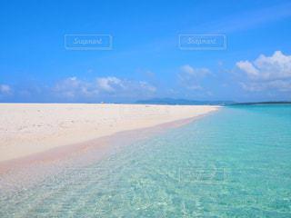 東洋一の砂浜らしいの写真・画像素材[1194951]