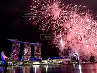 年越しシンガポールの写真・画像素材[1311885]