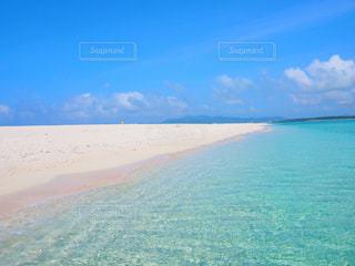 久米島はての浜の写真・画像素材[1388500]