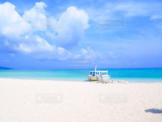 沖縄 はての浜の写真・画像素材[2336913]