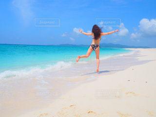 沖縄はての浜の写真・画像素材[2336914]