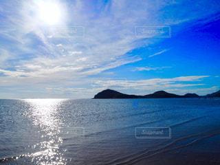 昼の父母ヶ浜の写真・画像素材[2367627]