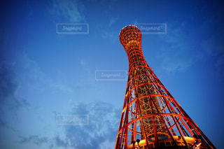 神戸ポートタワーの写真・画像素材[687396]