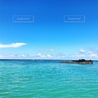 自然,空,静寂,青,沖縄,地平線,キレイ
