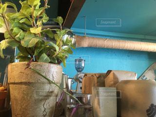 カフェの写真・画像素材[603388]