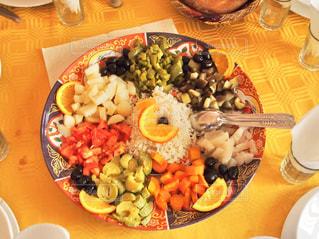 モロッコ料理の写真・画像素材[824045]