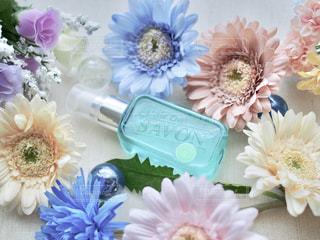 L'air De SAVONと花の写真・画像素材[1191048]