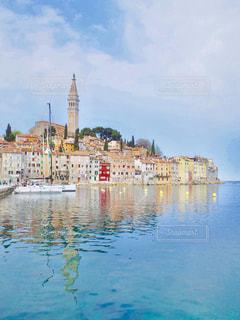 クロアチア ロヴィニの写真・画像素材[1217794]