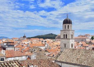 クロアチア ドゥブロヴニク旧市街の写真・画像素材[1217825]