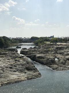 水と岩 - No.769630