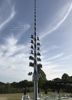 鉄塔の写真・画像素材[2442701]