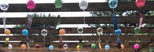 風鈴の水玉の写真・画像素材[2479138]