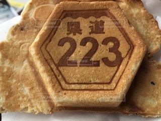 船上での朝食の写真・画像素材[2482172]
