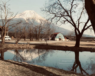 ふもとっぱらキャンプ場の写真・画像素材[2483827]