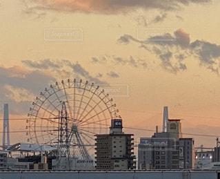 空の雲の群の写真・画像素材[2905374]