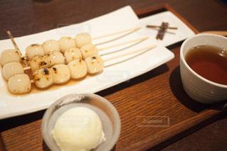 スイーツ,カフェ,和菓子,デザート,和,北鎌倉,みたらしだんご,ほうじ茶,花鈴,ゆずシャーベット