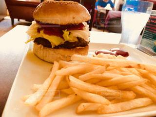 秋,ハンバーガー,美味しい,食欲,キャプテンカンガルー
