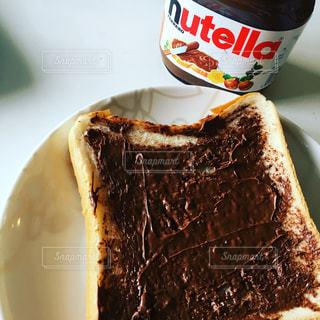 おいしい,チョコパン,ヌテラ