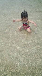 海,夏休み