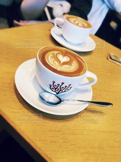 カフェの写真・画像素材[607354]