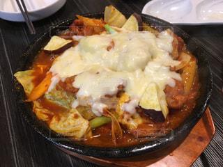 おいしい,韓国料理,チーズタッカルビ