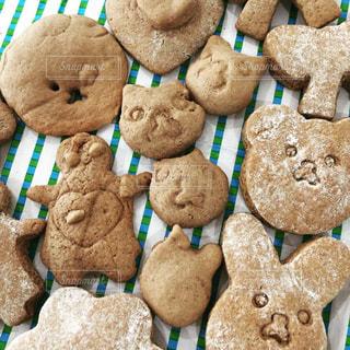 スイーツ,バレンタイン,ギフト,ココアクッキー,本命,クマさんクッキー,うさぎさんクッキー