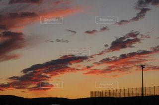 夕日の写真・画像素材[3425185]