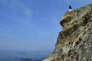 空と海とそれから私の写真・画像素材[1388915]