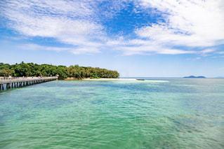 海,青,観光,海外旅行,Australia,グレートバリアリーフ,グリーン島,cairns