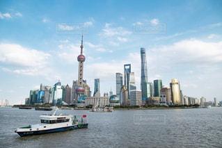 観光,中国,上海,海外旅行,ビル群,大都市