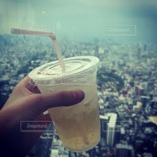 カフェ,大阪,景色,展望台,あべのハルカス,阿倍野,レモンスカッシュ,SKY GARDEN 300