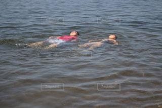 海,親子,水着