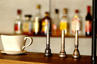 カフェの写真・画像素材[618945]