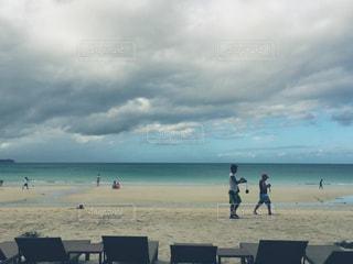 海,砂浜,フィリピン,ボラカイ島