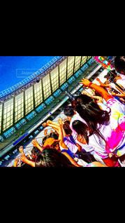 夏フェスの写真・画像素材[1112471]