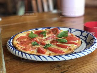 ランチ,ランバージャック,トマトピザ
