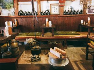 インテリア,日本,和,囲炉裏,奥多摩,蕎麦屋