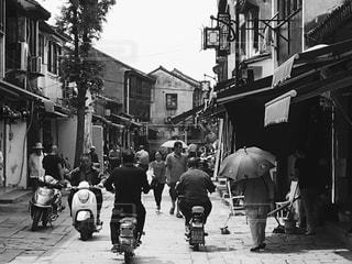 蘇州の日常の写真・画像素材[818556]