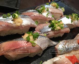 秋刀魚のにぎり - No.835845
