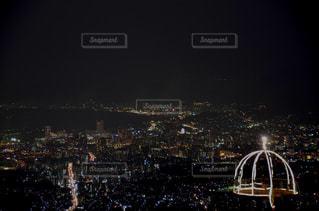 夜景,北九州,皿倉山