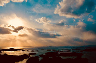 空の雲の写真・画像素材[1861964]