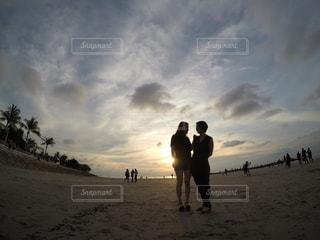 バリ島、クタビーチの写真・画像素材[963557]