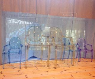 インテリア,透明,椅子,可愛い,パステル,おしゃれ