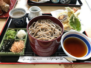 ランチ,そば,和食,天ぷら,そば処まつうら,割子そば